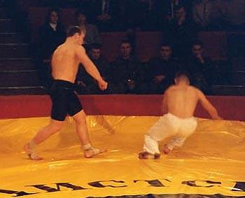 MMA Mixfight M1 бои без правил